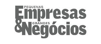 Logomarca Pequenas Empresas e Grandes Negócios